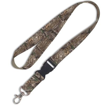 Rutgers Scarlet Knights WinCraft Camo Lanyard with Detachable Buckle