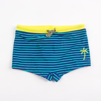 Striped Print Boys Trunk Kids Shorts Swimming Trunks 2019 Children Swimsuits Boys Swimwear Bathing Clothes Bathing Suit A285