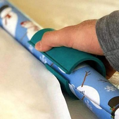 Cutting Tools  Sliding Wrapping Paper Cutter Wrapping Paper Roll Cutter Cuts the Prefect Line Every Single Time Paper