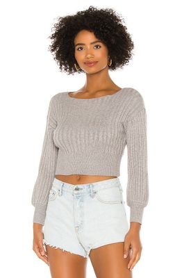 MAJORELLE Saralyn Cropped Sweater