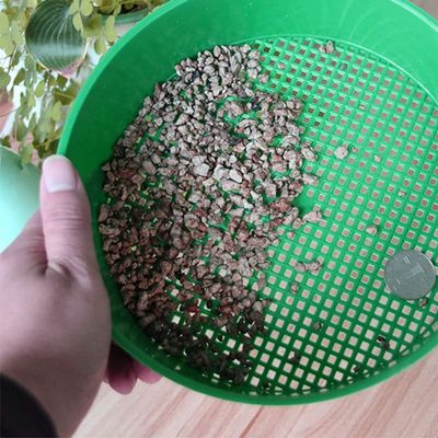 Garden Sieve Home Planting Mesh Gardening Tool Soil Stone Mini Garden Filter Earth and Stone Fine Mesh Sieve Sturdy Convenient