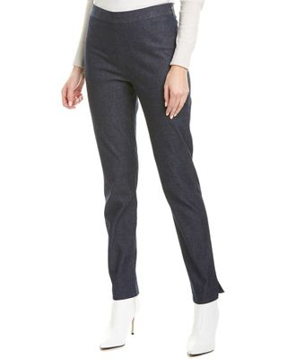 PRABAL GURUNG Cropped Side Zip Pant