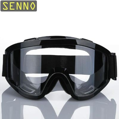 Safety Goggles Tactical Goggles High Quality Anti-Fog Anti-Shock Shockproof and Dust Industrial Labor Protective Glasses