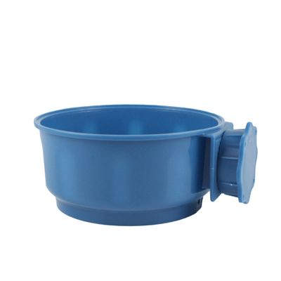 Pet Heated Water Bowl USB Safe Pet Feed Cage Hanging Bowl Electric Heated Drinking Bowl Automatic Thermostat Heat Preservation Bowl