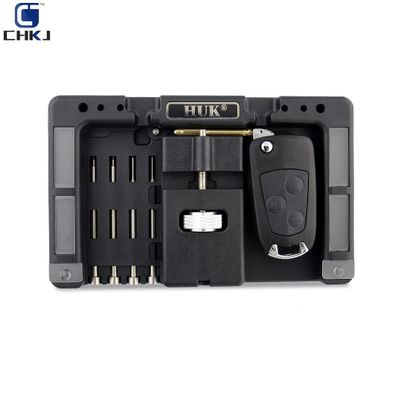 CHKJ Original HUK Key Fixing Tool Flip Key Vice Of Flip-key Pin Remover for Locksmith Tool With Four Pins Free Shipping