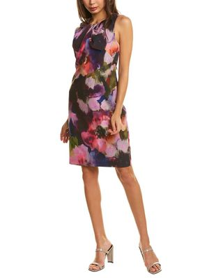 Trina Turk Twisted Shift Dress
