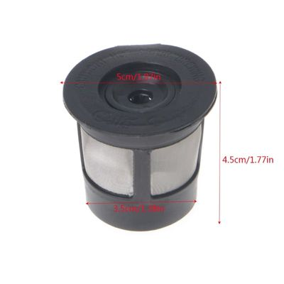 Coffee Filter Single Strainer New Reusable Kitchen Durable Cup Mesh Gadget Tool