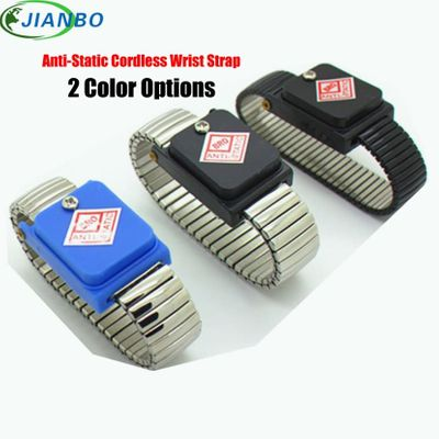No Metal Wire Antistatic Bracelet No Anti -static Wire Esd Pulse Discharge Electronic Anti -static Labor Pulse Band Strap