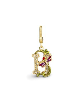 Jay Strongwater H Charm