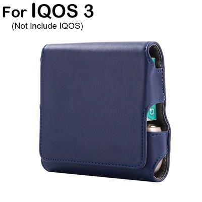 Good Quality Case For IQOS 3 Case For IQOS Electronic Cigarette Accessories Protective PU Leather Case For IQOS 3.0 Cigarettes