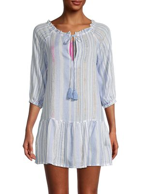 PilyQ Bella Stripe Tunic
