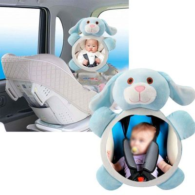 Adjustable Rear Facing Mirrors Safety Car Back Seat Baby Useful Monitor for Kids Toddler Child Cute Infant Easy View Mirror