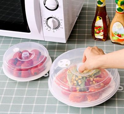 Refrigerator microwave oven heating oilproof cover sealing cover 1pc hot sale high temperature food cover sealing cover  T3