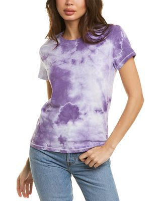 Prince Peter Custom Spotted Tie-Dye T-Shirt