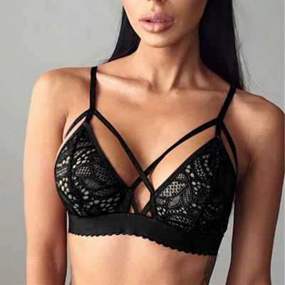 1 PC Sexy Women Low Cut Push Up Sexy Lingerie U Bra Backless Underwear Plunge Sexy Deep V Belt Bras Female Erotic Intimates bra