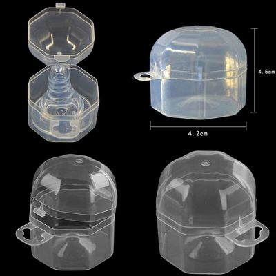 1Pc Baby infant pacifier storage box baby soother pacifier nipple container case