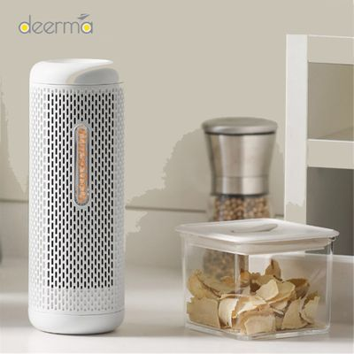 2020 Original Deerma Mini Dehumidifier Cycle Air Moisture Dryer Humidity Absorber for Home Office