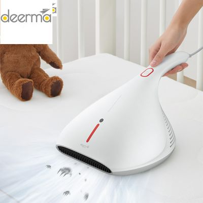 YOUPIN DEERMA Mite Removal Vacuum Cleaner HandheldPhotothermal Shock Ultraviolet Lights Mite Removal 13 kP Strong vacuum cleaner