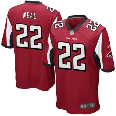 Keanu Neal Atlanta Falcons Nike Game Jersey - Red