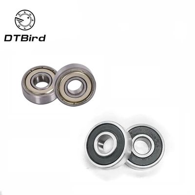Free Shipping 10pcs 686ZZ 686-2RS 686RS 6*13*5mm  Chrome Steel  Bearing 686 RS  Bearings Rubber Sealed Miniature Mini  Bearing