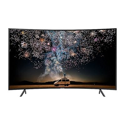 "55"" UHD 4K Curved Smart TV RU7300"