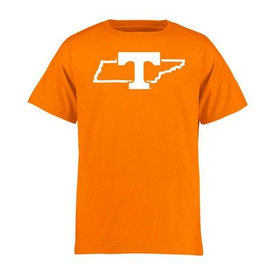 Tennessee Volunteers Youth Tradition State T-Shirt - Tennessee Orange