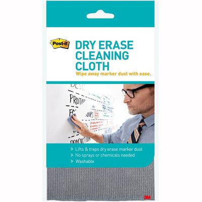 Post-it Dry Erase Cleaning Cloth (DEFCLOTH)