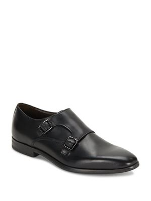 Bruno Magli Siracusa Double Monk Strap Shoes