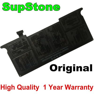 SupStone Genuine OEM A1406 A1495 Battery For APPLE Macbook Air 11