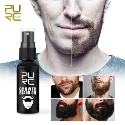 Gentle hair growth, beard growth, growth, beard oil, growth, beard, thicker, fuller, hairy beard Beard cleaning care TSLM1