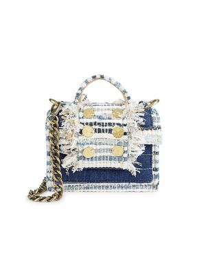 Kooreloo Mini Petite Hollywood Textured Crossbody Bag