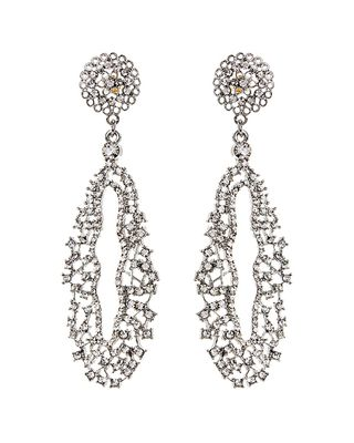 Amrita Singh Crystal Earrings