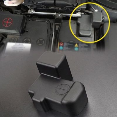 For Hyundai Ioniq Electric Power Battery Negative Clamp Clips Terminal Cover