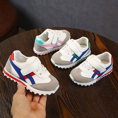 2020 Baby Tennis Shoes Toddler Girls Sneakers Infant Sports Hook&loop Little Boys Sneakers First Step Baby Shoes for 1 Year Old