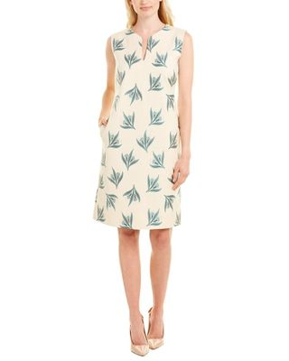Lafayette 148 New York Taren Shift Dress
