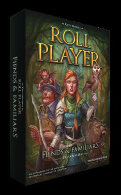 Roll Player Fiends & Familiars (Other)