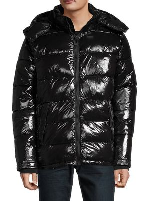 Noize Outerwear Co. Quilted Puffer Jacket