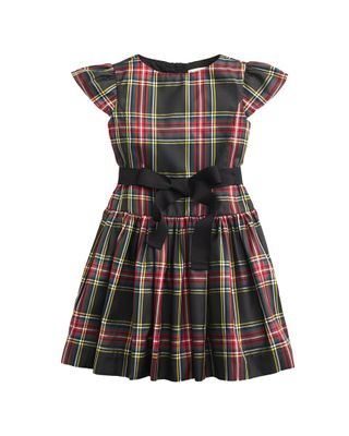 crewcuts by J.Crew Stewart Plaid Dress