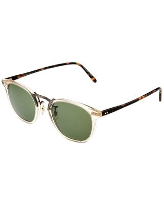 Oliver Peoples Men's Roone 49mm Sunglasses