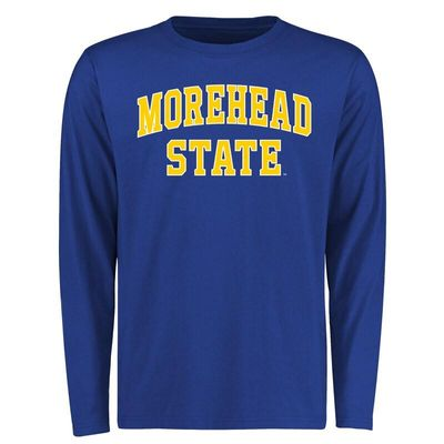 Morehead State Eagles Everyday Long Sleeve T-Shirt - Royal