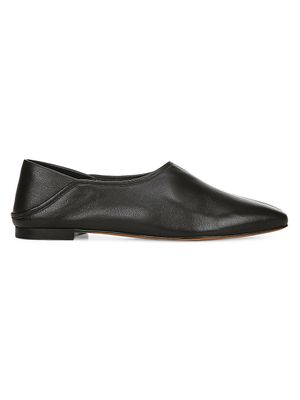Vince Branine Leather Loafers