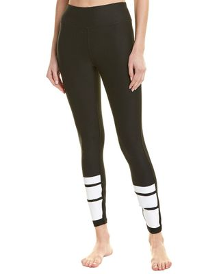 Bebe Sport Striped Legging