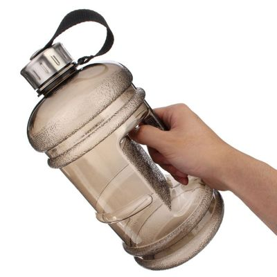 2.2L Large Capacity Water Bottle Outdoor Sports Gym Space Fitness Training Camping Running Workout Mountaineering New