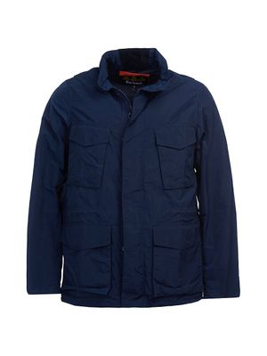 Barbour Gelb Waterproof Jacket