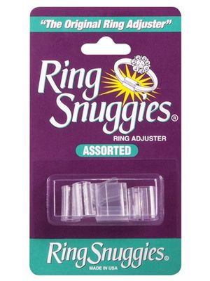 The Original Ring Adjusters Assorted Sizes