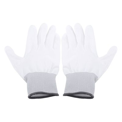 1 Pair Anti Static Nylon Quilting Gloves For Motion Machine Quilting Sewing  Clean Operation Gloves Wholesale&DropShip