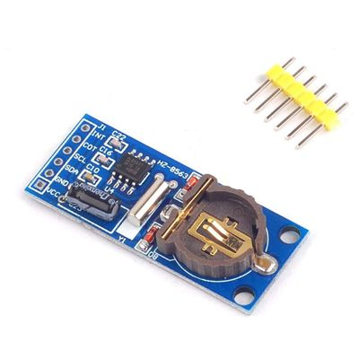 New PCF8563 PCF8563T 8563 IIC Real Time Clock RTC Module Board Good than DS3231 AT24C32 (without battery)