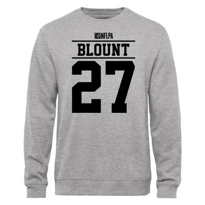 LeGarrette Blount NFLPA Player Issued Sweatshirt - Ash