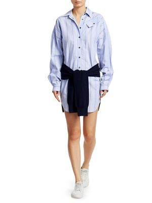 Derek Lam Shirt & Sweatshirt Dress