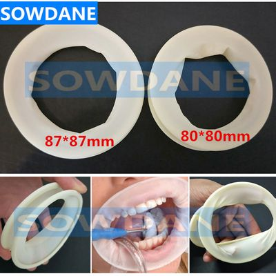 Disposable Dental Lips and Cheeks Mouth Opener Latex Oral Rubber Dam for Teeth Whitening Dental Orthodontic Retractor